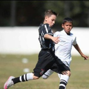 Das Copinhas Cinbrala para o Sport Club Corinthians